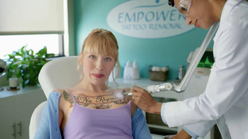 Bounce Dryer Bar TV Spot, 'Tattoo Removal'