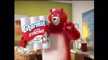 Charmin Ultra Stong TV Spot, 'Socks' - Thumbnail 5