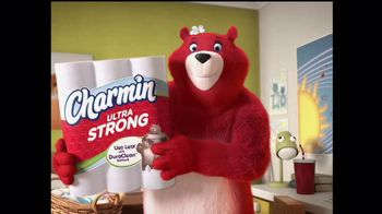 Charmin Ultra Stong TV Spot, 'Socks' - Thumbnail 6