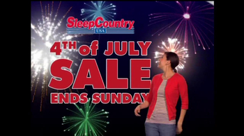 Sleep Country USA TV Spot, '4th of July Sale' - Thumbnail 10