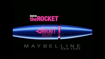 Maybelline New York Rocket Volum' Express TV Spot [Spanish] - Thumbnail 8