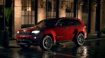 2014 Jeep Grand Cherokee TV Spot, 'Dominique's' - Thumbnail 10