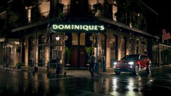 2014 Jeep Grand Cherokee TV Spot, 'Dominique's' - 398 commercial airings