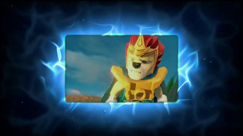 LEGO Legends of Chima Laval's Journey TV Spot, 'Unleash the Power'
