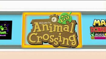 Nintendo eShop TV Spot, 'Animal Crossing: New Leaf' - Thumbnail 3