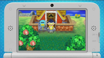 Nintendo eShop TV Spot, 'Animal Crossing: New Leaf' - Thumbnail 7