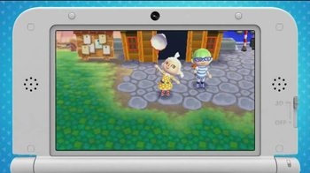 Nintendo eShop TV Spot, 'Animal Crossing: New Leaf' - Thumbnail 8