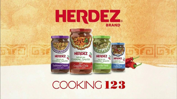 Herdez Mexican Cooking Sauces TV Spot, 'Cooking 1 2 3' - Thumbnail 3