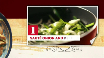 Herdez Mexican Cooking Sauces TV Spot, 'Cooking 1 2 3' - Thumbnail 4