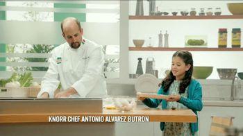 Knorr Caldo Con Sabor de Pollo TV Spot, 'Pequeña Chef' [Spanish] - Thumbnail 1