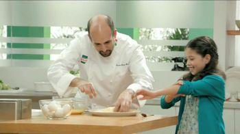 Knorr Caldo Con Sabor de Pollo TV Spot, 'Pequeña Chef' [Spanish]