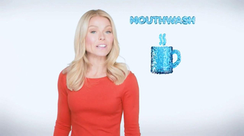 Colgate Total Adavanced Pro-Shield Mouthwash TV Spot Ft. Kelly Ripa - 1429 commercial airings