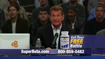 Super Beta Prostate TV Spot, 'Basketball Game' - Thumbnail 4