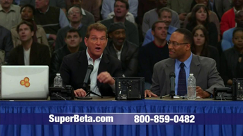 Super Beta Prostate TV Spot, 'Basketball Game'