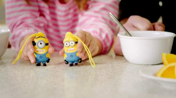 General Mills TV Spot, 'Despicable Me 2 Mini Minion' - Thumbnail 2