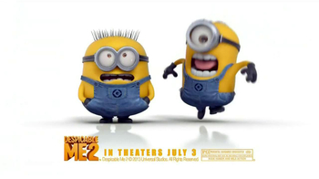 General Mills TV Spot, 'Despicable Me 2 Mini Minion' - Thumbnail 8