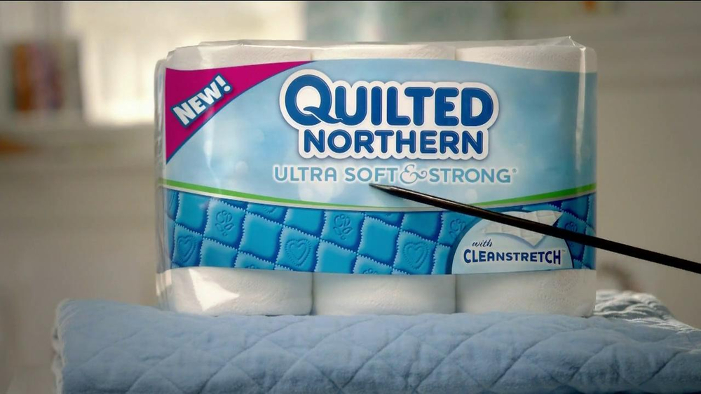 Quilted Northern  Signing  adforumcom