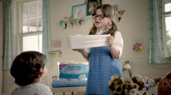 Quilted Northern TV Spot, 'Emily's Class' - Thumbnail 4