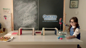 Quilted Northern TV Spot, 'Emily's Class' - Thumbnail 5
