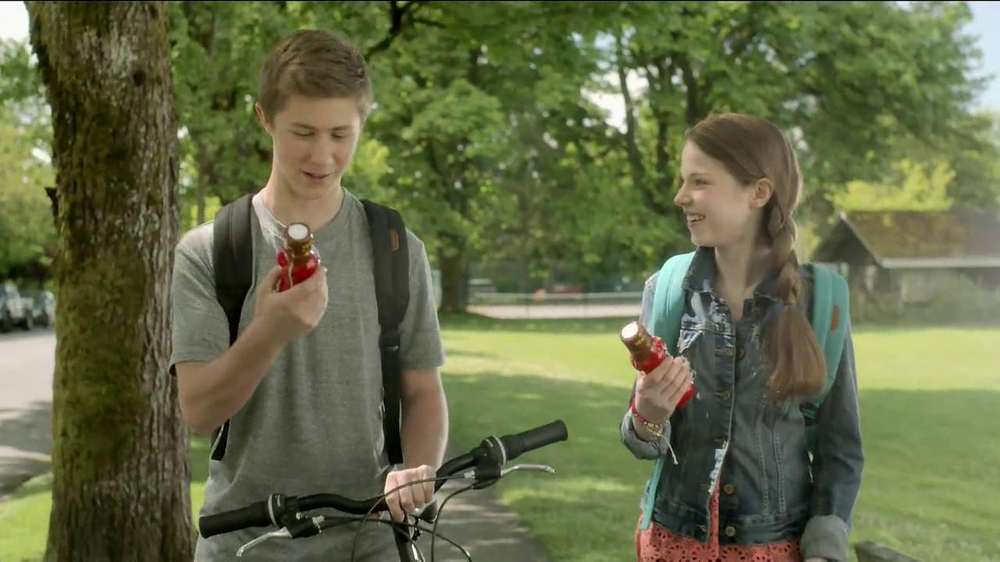 Kellogg's To Go TV Commercial 'Get Up and Go'