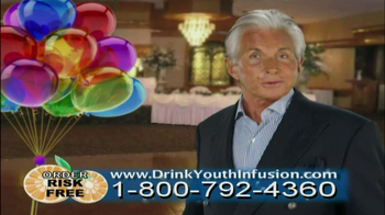 Youth Infusion TV Spot Featuring George Hamilton - 21 commercial airings