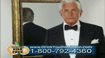 Youth Infusion TV Spot Featuring George Hamilton - Thumbnail 9