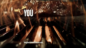 Longhorn Steakhouse TV Spot 'You Decide' - Thumbnail 9