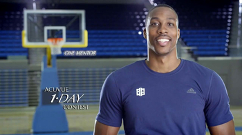 ACUVUE Moist TV Spot Featuring Dwight Howard - Thumbnail 1