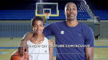 ACUVUE Moist TV Spot Featuring Dwight Howard - Thumbnail 9