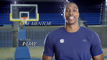 ACUVUE Moist TV Spot Featuring Dwight Howard - Thumbnail 2