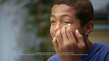 ACUVUE Moist TV Spot Featuring Dwight Howard - Thumbnail 4