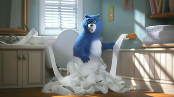 Charmin Ultra Soft TV Spot, \'Usar Menos\' [Spanish]
