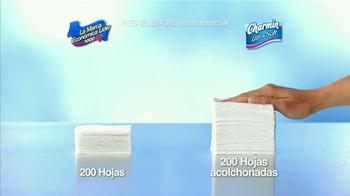 Charmin Ultra Soft TV Spot, 'Usar Menos' [Spanish] - Thumbnail 7