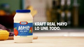 Kraft Real Mayo TV Spot, 'Cena Familiar' [Spanish] - Thumbnail 9