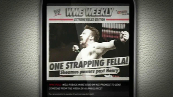 WWE App TV Spot - Thumbnail 4