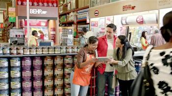 The Home Depot TV Spot, 'Pintar' [Spanish] - Thumbnail 3