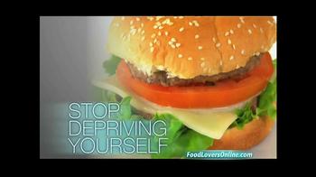 Food Lovers Online TV Spot - Thumbnail 10