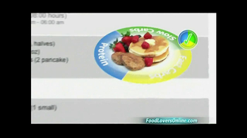Food Lovers Online TV Spot - Thumbnail 6