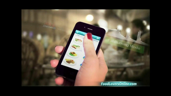 Food Lovers Online TV Spot - Thumbnail 9