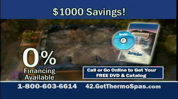 ThermoSpas TV Spot, 'Reason 12' - Thumbnail 9