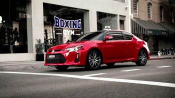 Scion tC TV Spot, 'Muscular Physique and Finess'