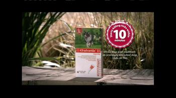 K9 Advantix II TV Spot, 'Tick Nuisance' - Thumbnail 7