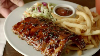 TGI Friday's 2 for $10 TV Spot, 'Jack Daniels Skewers' - Thumbnail 6