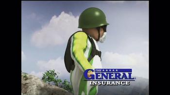 The General TV Spot, 'Wingsuit' - Thumbnail 2