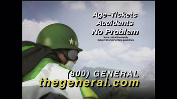 The General TV Spot, 'Wingsuit' - Thumbnail 5