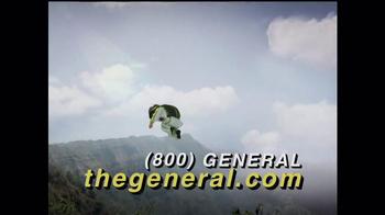 The General TV Spot, 'Wingsuit' - Thumbnail 6