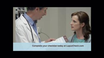 LupusCheck.com TV Spot, 'Brave Face' - Thumbnail 8