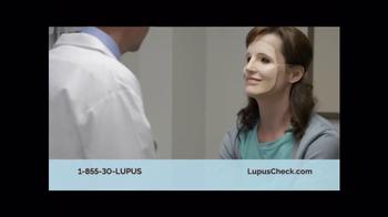 LupusCheck.com TV Spot, 'Brave Face'