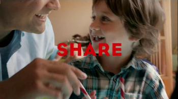 Hershey's TV Spot, 'Stir, Squeeze, Share' - Thumbnail 6