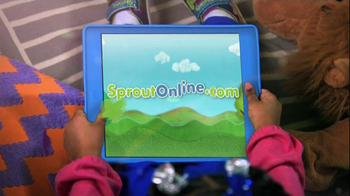 Sprout Channel Online  TV Spot, 'Place Just for You' - Thumbnail 4